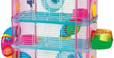 Jaula Arquivent Hamsters